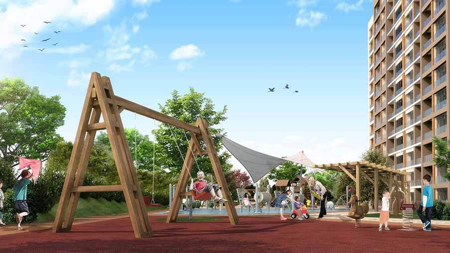 Istanbul-Beylikduzu-Projects-outside-playing-facilities