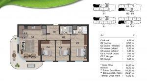 istanbul-bahcelievler-projects-plans-3+1