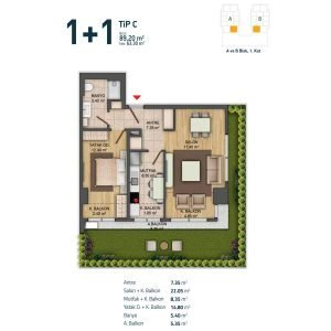 istanbul-atakoy-luxurious-projects-plans-1 + 1