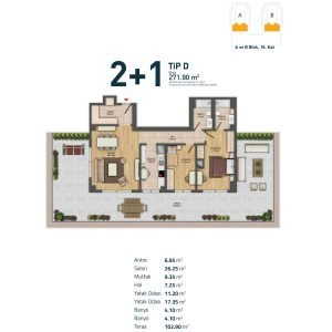 istanbul-atakoy-luxurious-projects-plans-2+ 1