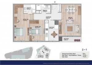 istanbul-avcilar-projects-plan-2-plus-1