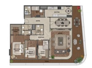 istanbul-zeytinburnu-seaview-vip-residentioal-projects-plan-3plus1-2