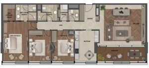 istanbul-zeytinburnu-seaview-vip-residentioal-projects-plan-3plus1