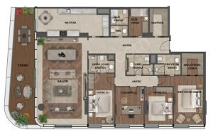 istanbul-zeytinburnu-seaview-vip-residentioal-projects-plan-5plus1